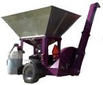 Машина для плющения зерна Murska W-Max 15F с элеватором