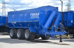Бункер-перегрузчик зерна Тонар-ПТ1
