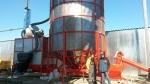 Зерносушилка ТКМ-60