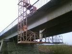 Платформа для ремонта мостов БЛ-08-01